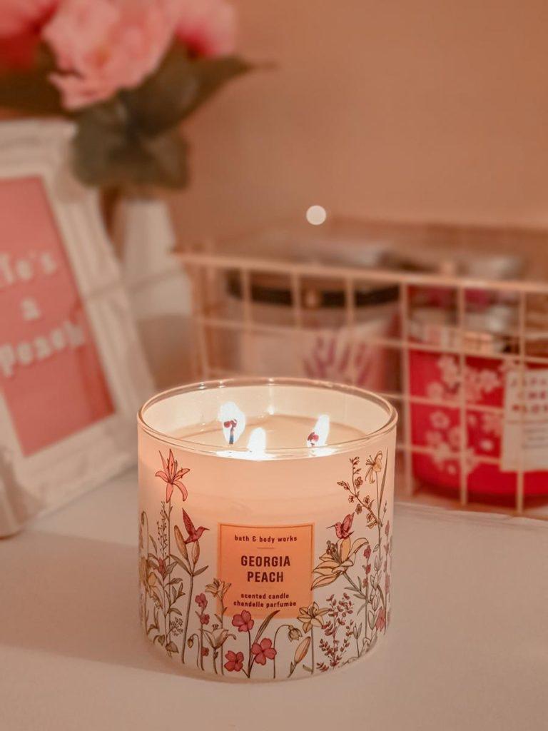 Gdzie stosować świeczki zapachowe?