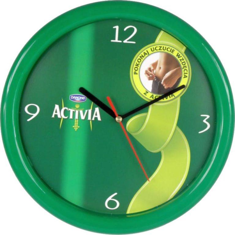 Co mogą nam zapewnić zegary reklamowe?