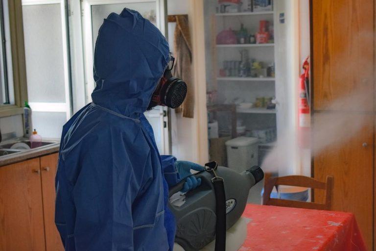 Jak skutecznie dezynfekować pomieszczenia?