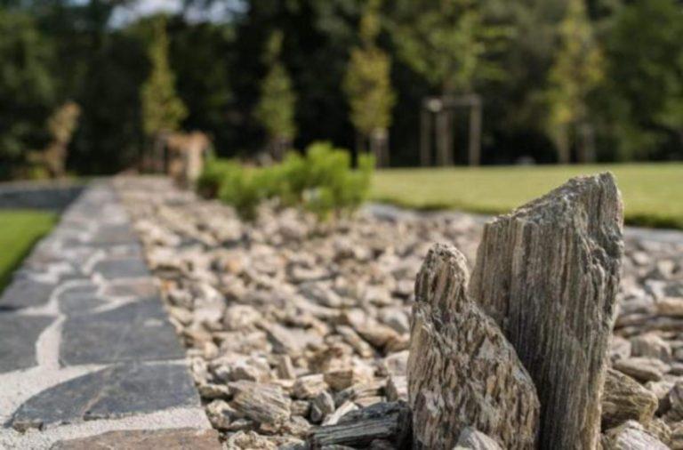Kamienie dekoracyjne do aranżacji ścieżek, rabat i ogrodzeń